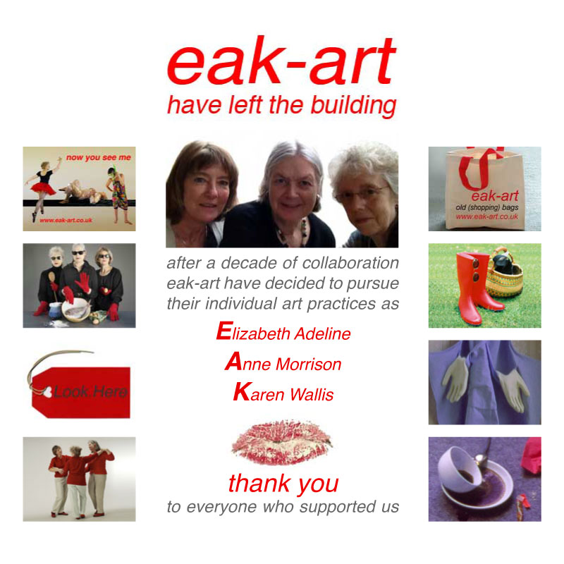 eak-art have left the building
